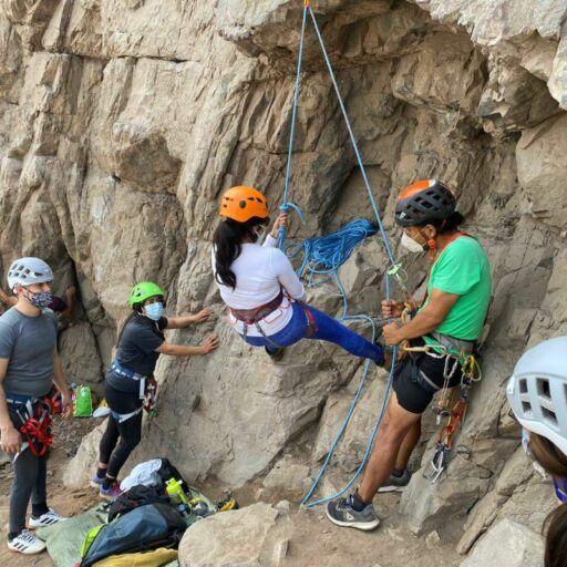 programa referidos escalada vertical lima