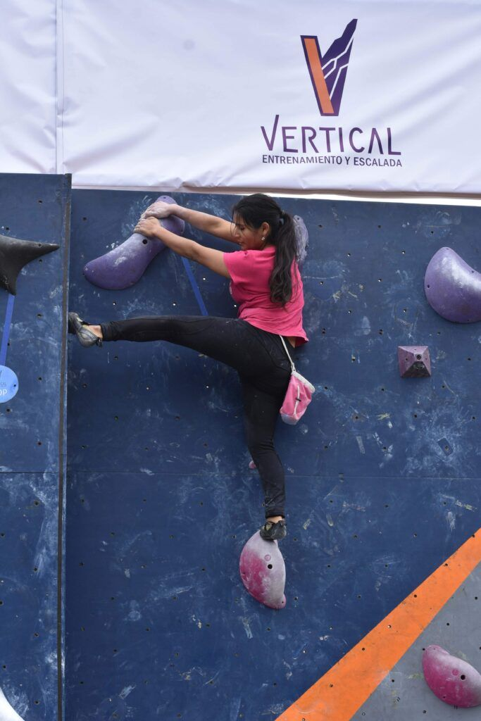 academia escalada nivel intermedio y avanzado vertical lima