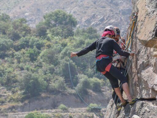 full day escalada en lima vertical roca